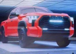 Нова Toyota Tundra буде оснащена розсувним заднім склом