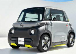 Opel випустив дуже дешевий електромобіль для тінейджерів