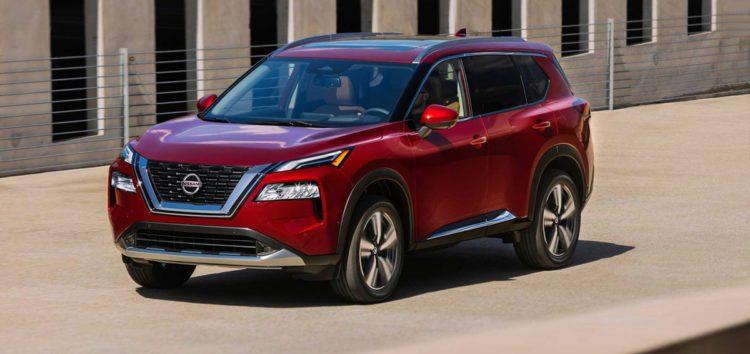 Nissan презентував нове покоління кросовера X-Trail
