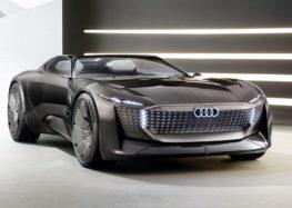 Audi представила новий родстер Skysphere