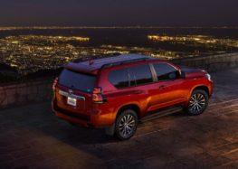 Новий Toyota Land Cruiser Prado можуть випустити вже у наступному році