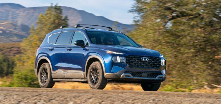 Hyundai представила нову версію моделі Santa Fe