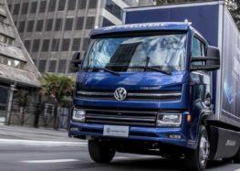 Компанія Volkswagen розпродала перші 100 електричних вантажівок за місяць