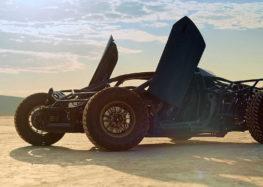 Lamborghini Huracan перетворили у авто для ралі