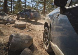 Subaru розповіла про новий Forester Wilderness