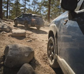Subaru рассказала о новом Forester Wilderness