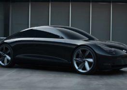 Hyundai тестує прототип електромобіля IONIQ 6