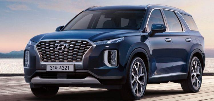 Hyundai Palisade з'явився на рендерах