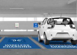 Hyundai першим зробив безпровідну зарядку електрокара