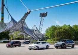 BMW зробить оновлену платформу для своїх електроавтівок