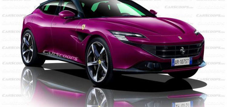 Ferrari представить свій перший позашляховий автомобіль Purosangue