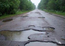 Нова технологія Mercedes буде попереджати про ями на дорозі