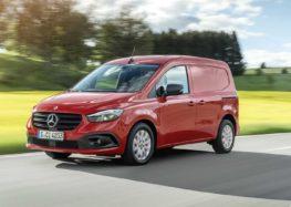 Daimler презентував новий Mercedes-Benz Citan