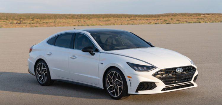 Hyundai не буде проводити рестайлінг седана Sonata