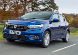 Новий Dacia Sandero став найбільш продаваним автомобілем у Європі