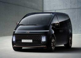 Hyundai розповів про новий мінівен Staria для українського ринку