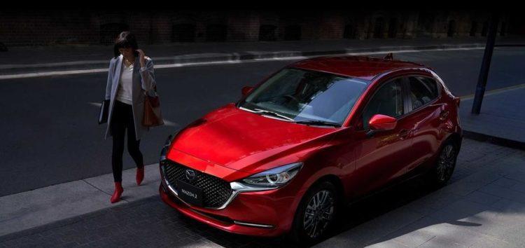 Mazda показала оновлену версію хетчбека Mazda 2