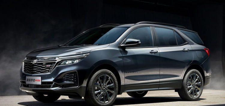 Позашляховик Chevrolet Equinox представлять в електричній версії