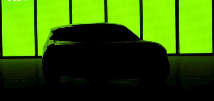 Kia готується презентувати новий електрокросовер EV7
