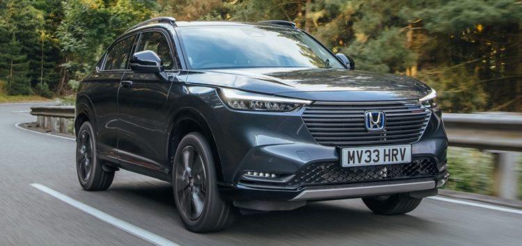 Honda розповіла про новий кросовер HR-V для Європи