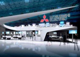 Mitsubishi Electric випробовує нову мультимедіа
