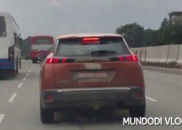 Фотошпигуни помітили оновлений Peugeot 2008
