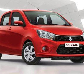 Suzuki представил самый дешевый автомобиль Celerio