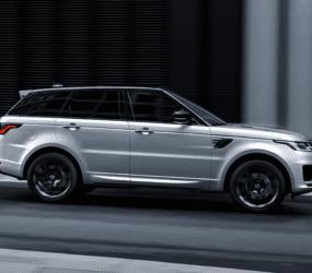Новое поколение Range Rover засняли на шпионских фото