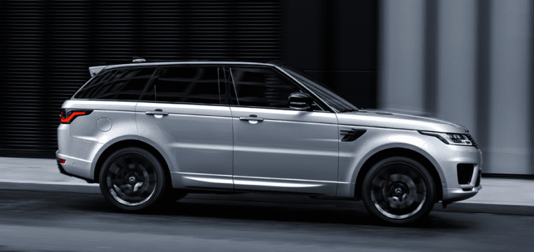 Нове покоління Range Rover засняли на шпигунських фото