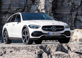 Mercedes-Benz розповів про універсал C-Class All-Terrain