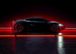 Acura представить лімітований суперкар NSX Type S