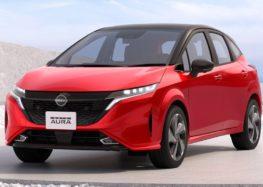 Nissan розповіла про спортивний варіант Note Aura