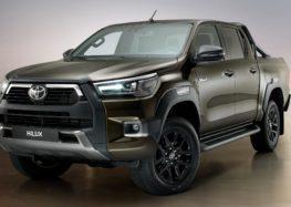 Toyota HiLux отримав нову функцію відстеження машин