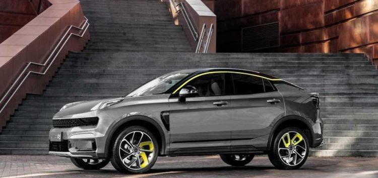 Geely та Volvo випустять новий потужний автомобіль