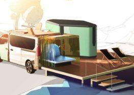Renault зробив з мінівена Trafic п'ятизірковий готель