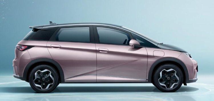 Електромобіль BYD з нової лінійки вже в продажу