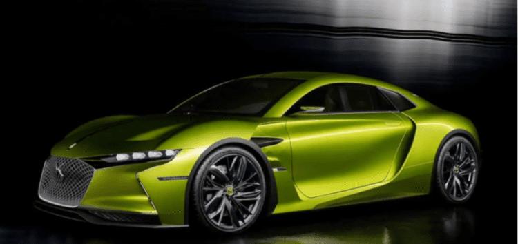 DS Automobiles стане першим електричним брендом Stellantis