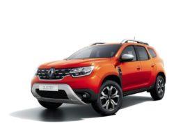 Оновлений Renault Duster 2021 вийшов на український ринок
