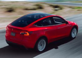 Перші Tesla Model Y китайської зборки привезли до Європи