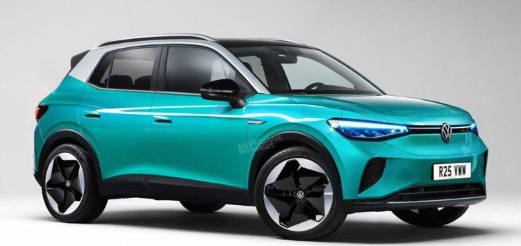 Volkswagen готує компактний електрокросовер ID.2