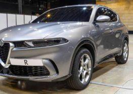 Alfa Romeo Tonale показали на рендері