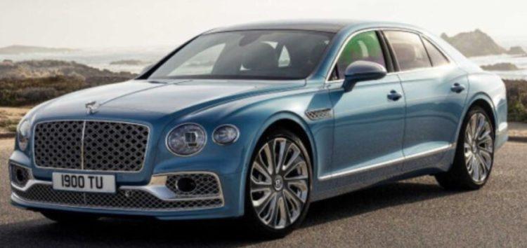 Bentley представив найрозкішніший седан в своїй історії