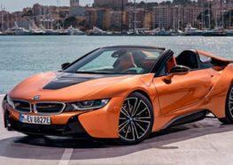 BMW збирається випустити електрокабріолет