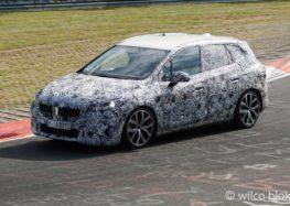 Шпигуни спіймали мінівен BMW
