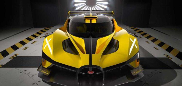 Bugatti Bolide піде в серію