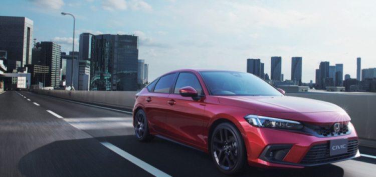 Honda знову представила Civic XI