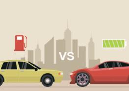 У Німеччині електромобілі обігнали по продажам дизельні