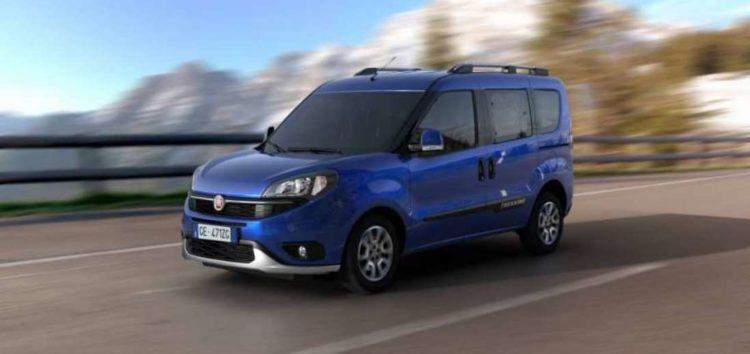 Представлені нові фургони Fiat