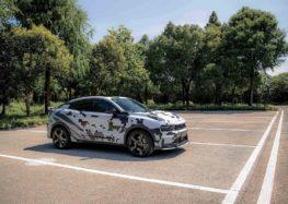 Новинка від Geely та Volvo кине виклик BMW X4