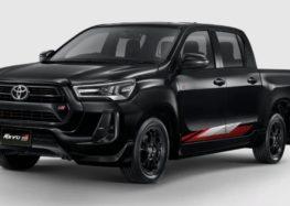 Toyota випустила дві спецверсії пікапу Hilux